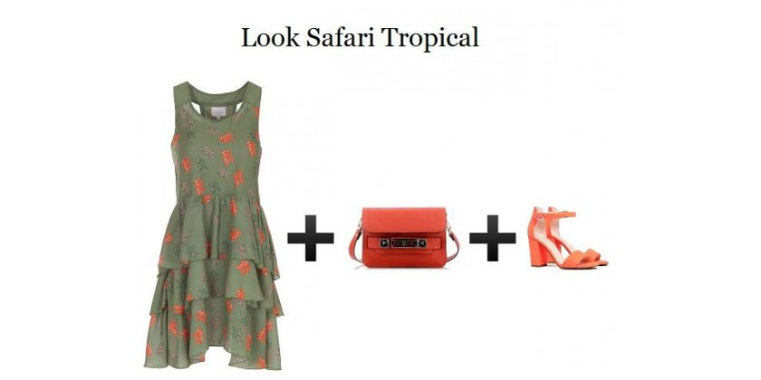 SAFARI - TROPICAL LOOK