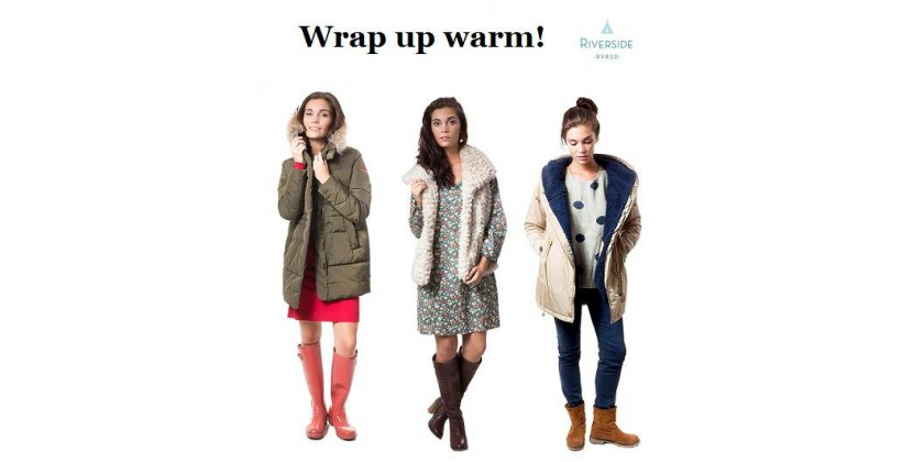 WRAP UP WARM!