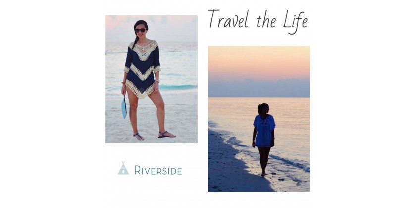 TRAVELTHELIFE.COM & RIVERSIDE