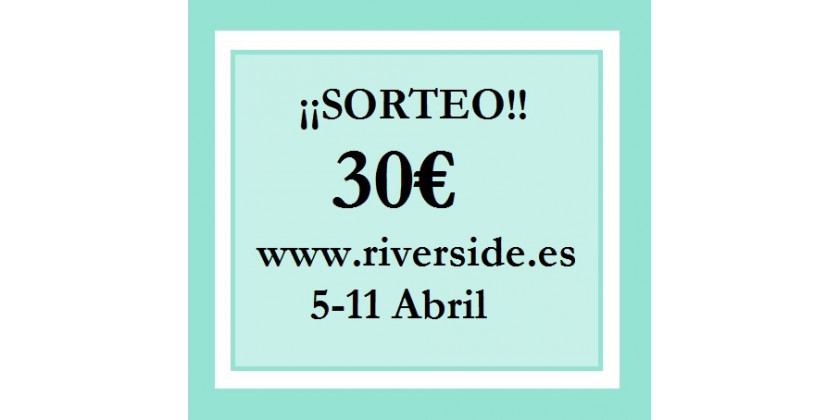 NEW RIVERSIDE PROMOTION